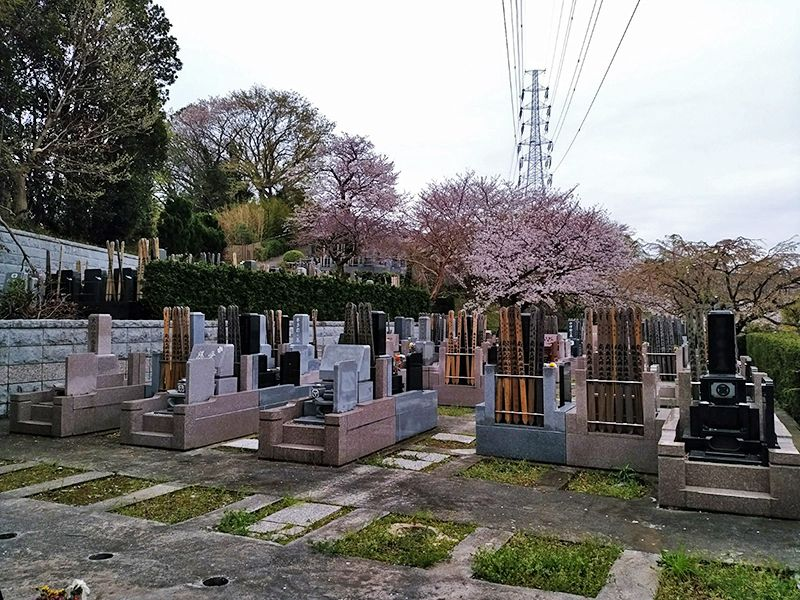 霊園やすらぎの丘 一般墓域