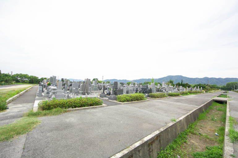 境港市営 中央墓地