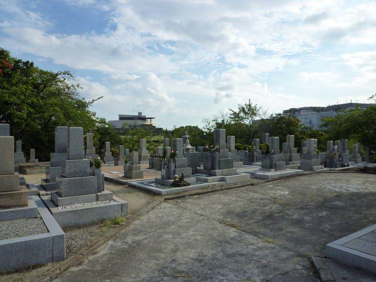 櫻井谷墓地(柴原霊園)