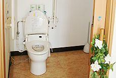金剛生駒霊園 トイレ