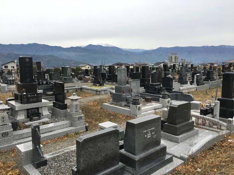 宮田村営 駒ヶ原霊園