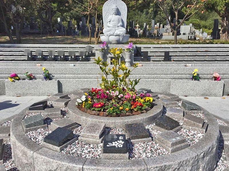 大泉寺 個別永代供養墓 樹木葬