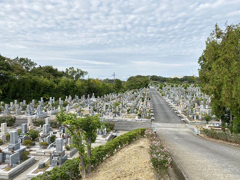 明石市営 石ヶ谷墓苑