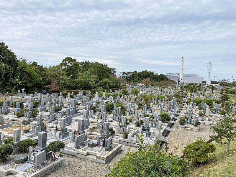明石市営 石ヶ谷墓園