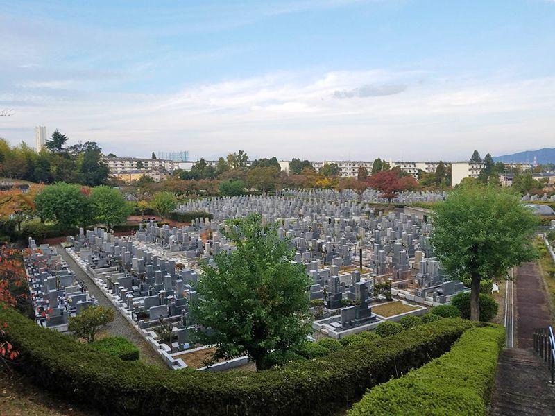寝屋川市公園墓地