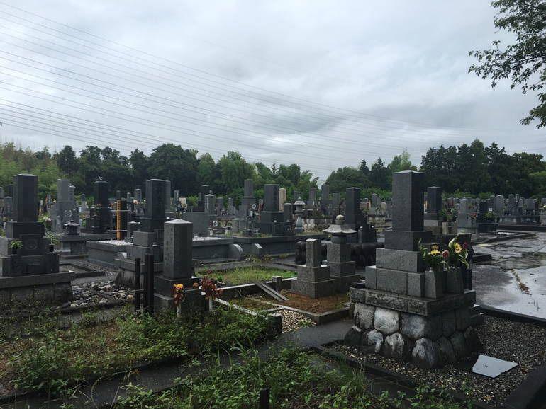 浜松市営 細江高台墓地