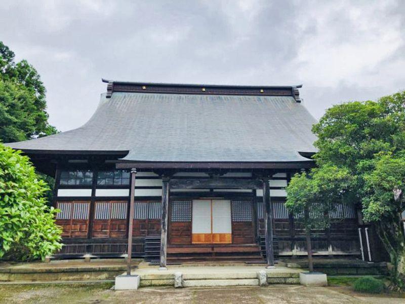 福嚴寺 のうこつぼ