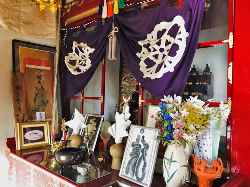 本福寺 のうこつぼ