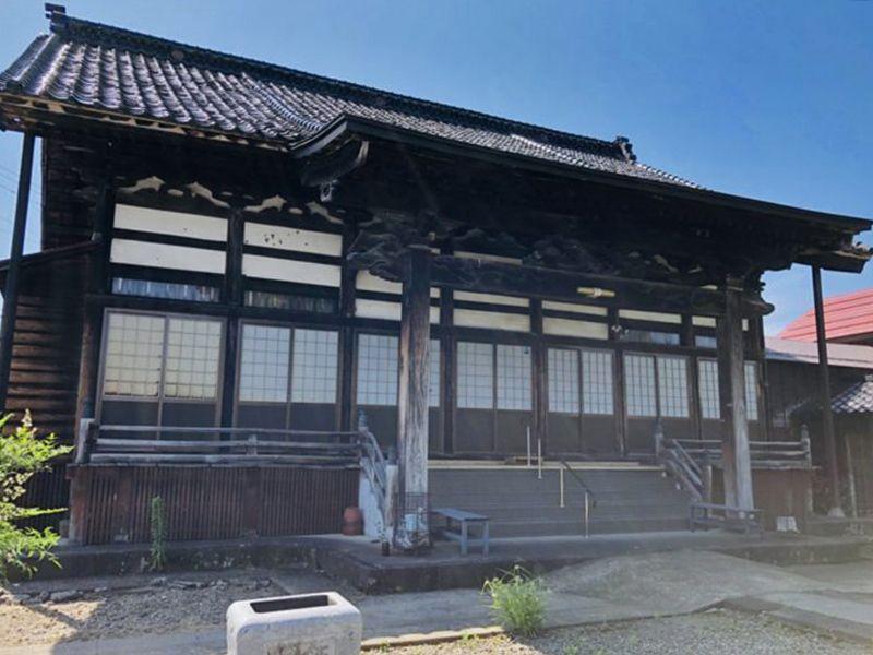 願重寺 のうこつぼ