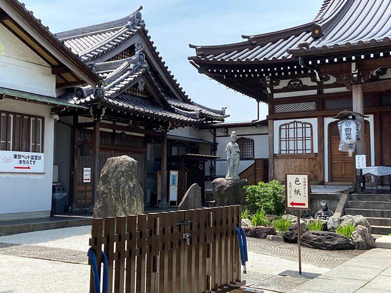 曹禅寺 大乗墓苑
