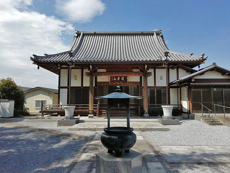 香最寺 梅花霊苑