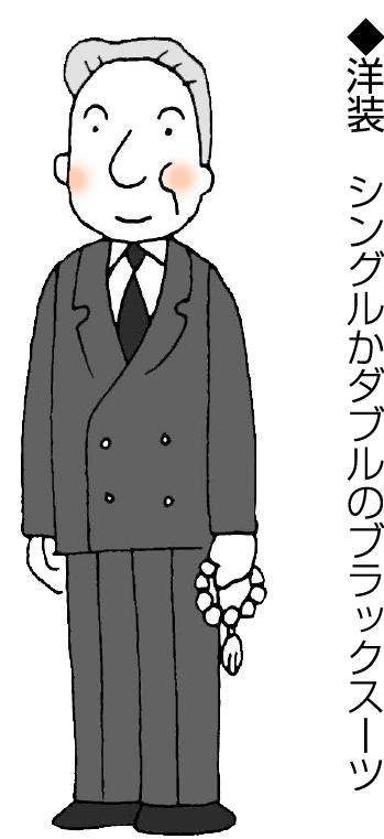 喪服(男性)
