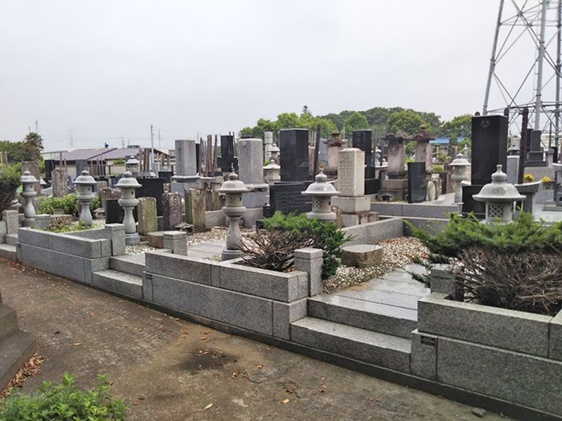 法音寺墓苑