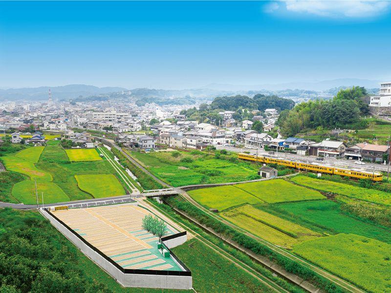 松永東墓苑