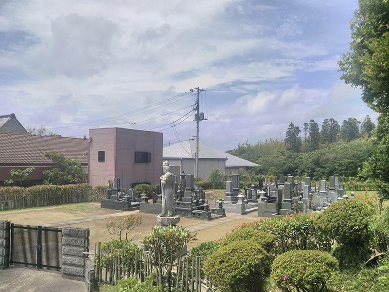 延寿寺墓苑