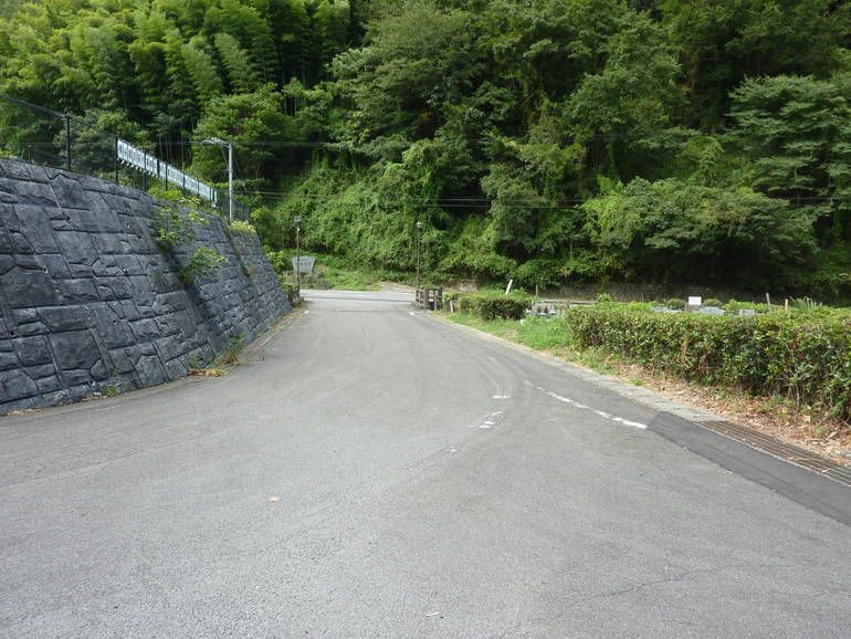 松山市営 横谷墓地