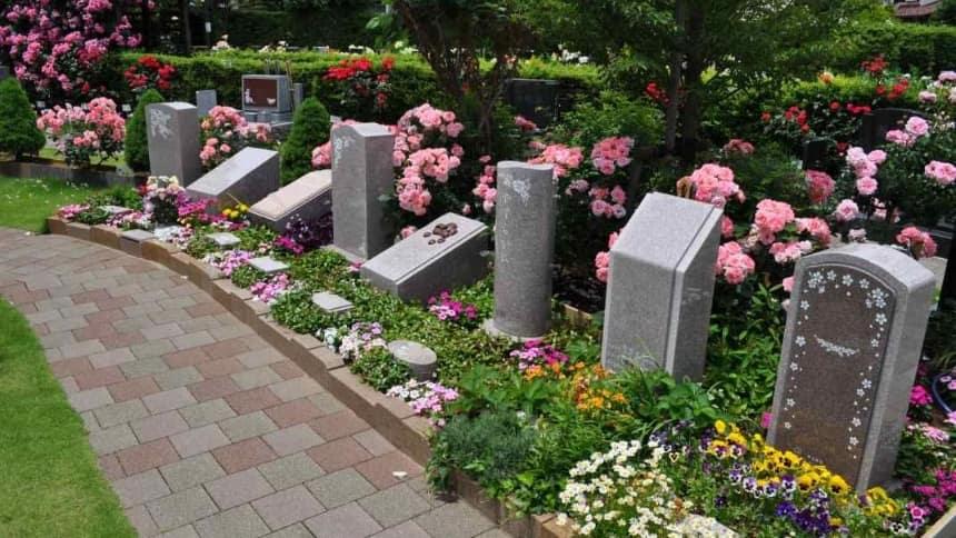 練馬ねむの木ガーデンの個別墓区画