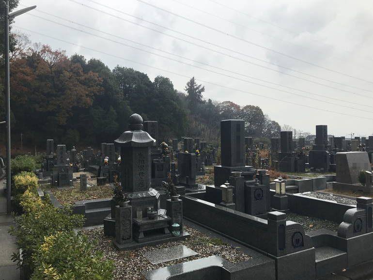 大阪狭山市営 西山霊園 一般墓所