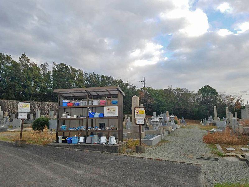 箕面市立霊園