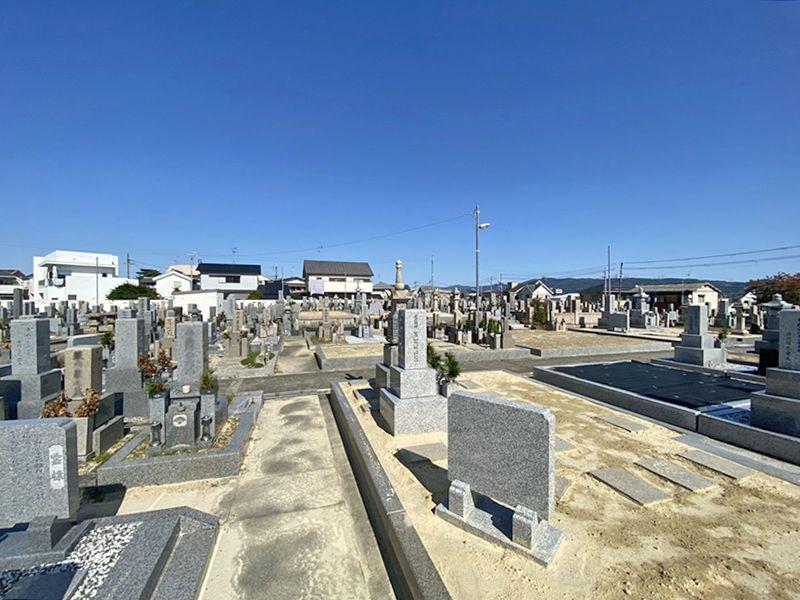 藤井寺共同墓地