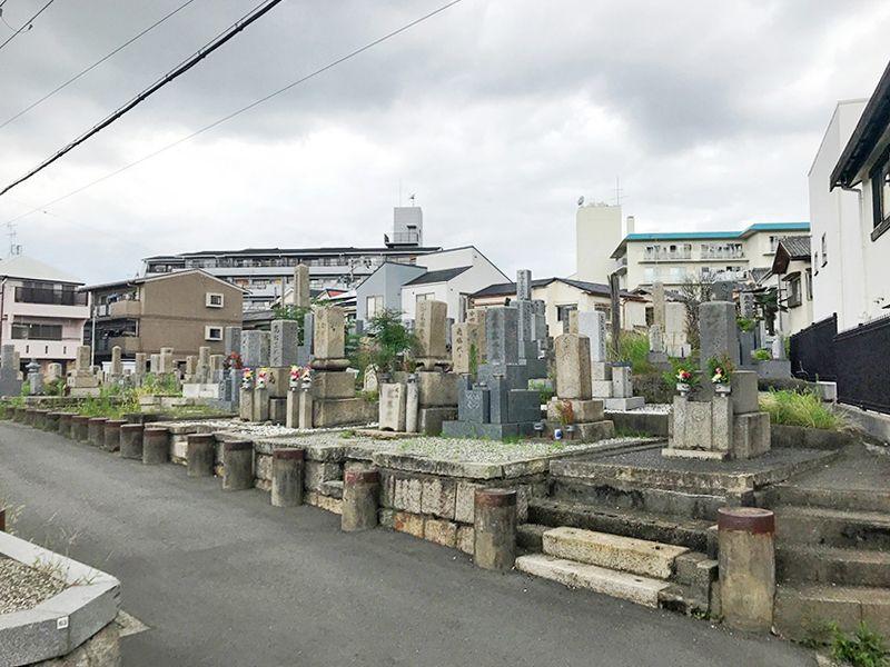 豊中城山墓園