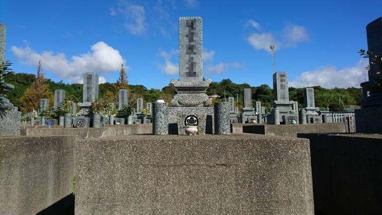 大田市営 神子路墓地