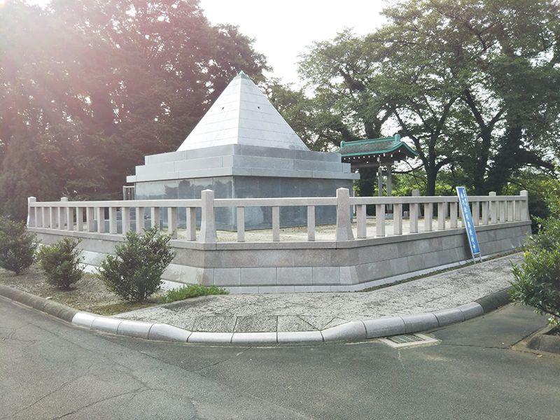 川越聖地霊園
