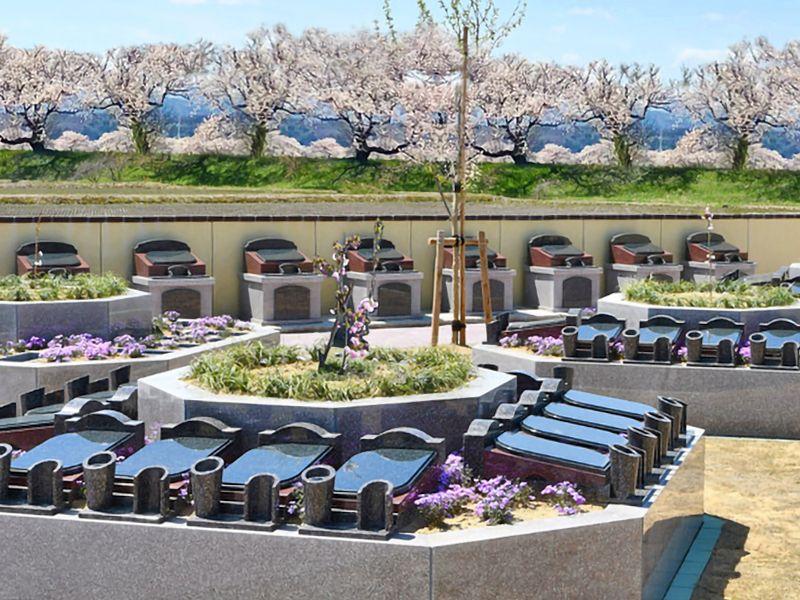 樹木葬・家族墓「桜樹の杜」