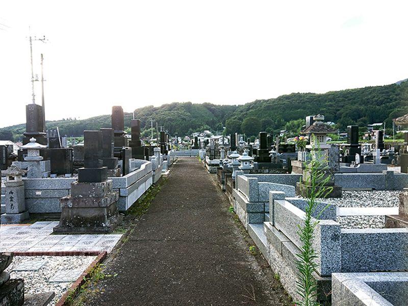 子持墓地・A