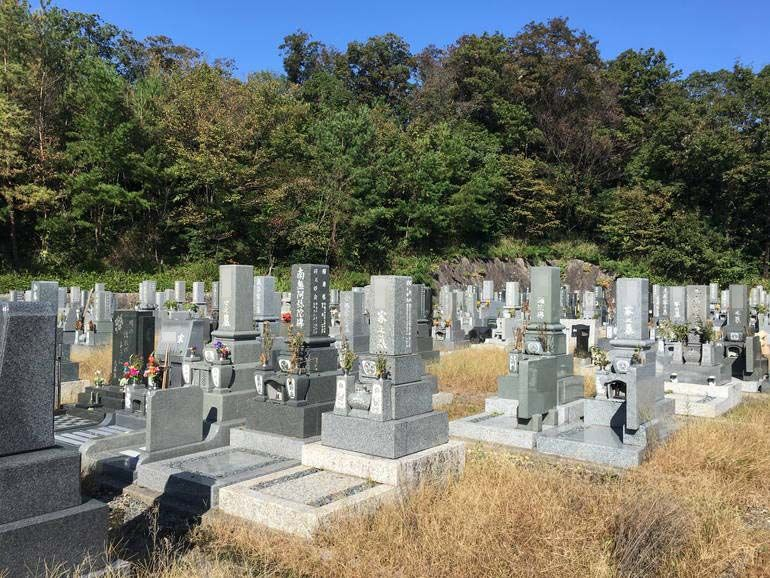 尾張旭市営 旭平和墓園