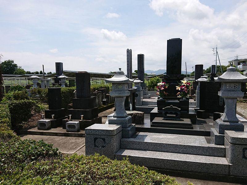 五ヶ西墓地