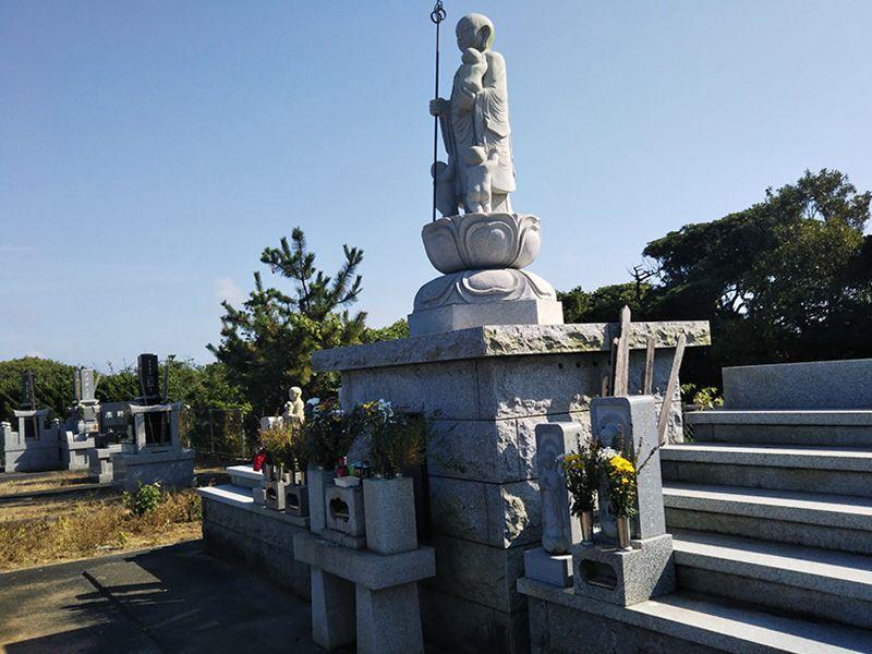 波崎メモリアルパーク 永代供養墓