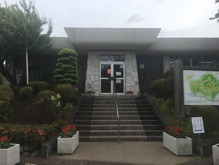 川崎市営 緑ヶ丘霊園 敷地内の施設
