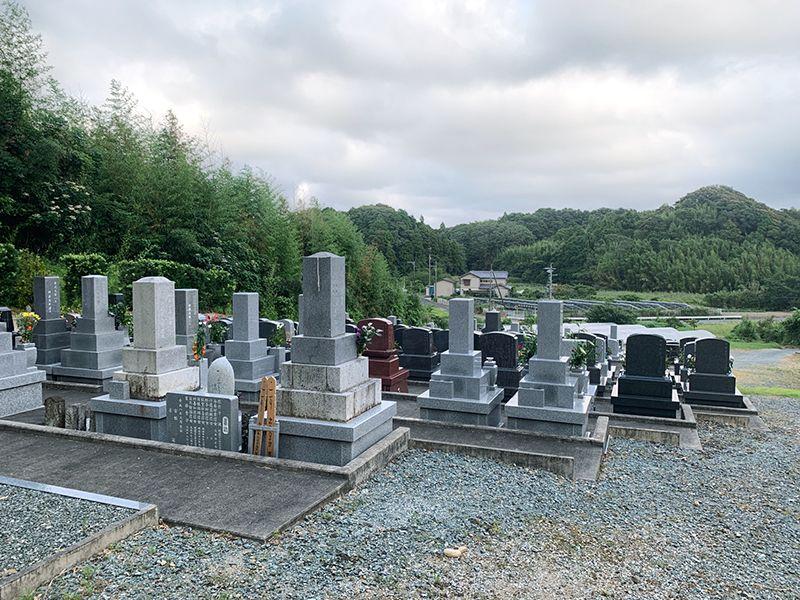 浜松西墓苑