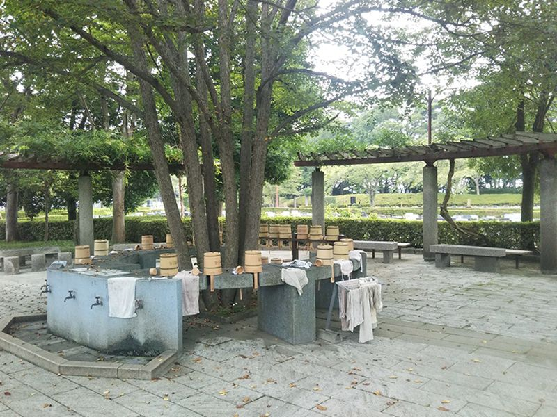 牛久沼聖地公苑
