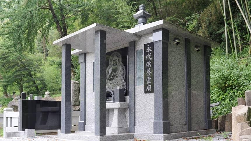 永代供養の霊廟