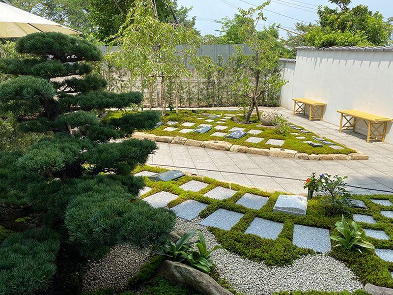 庭園墓 花樂苑
