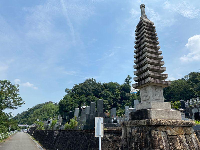 東山霊園 永代供養墓