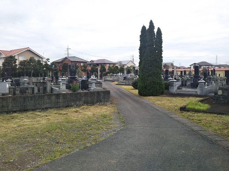 保泉リバータウン墓苑