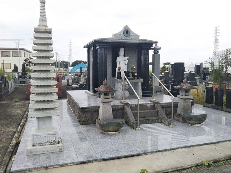 伊勢崎南霊園