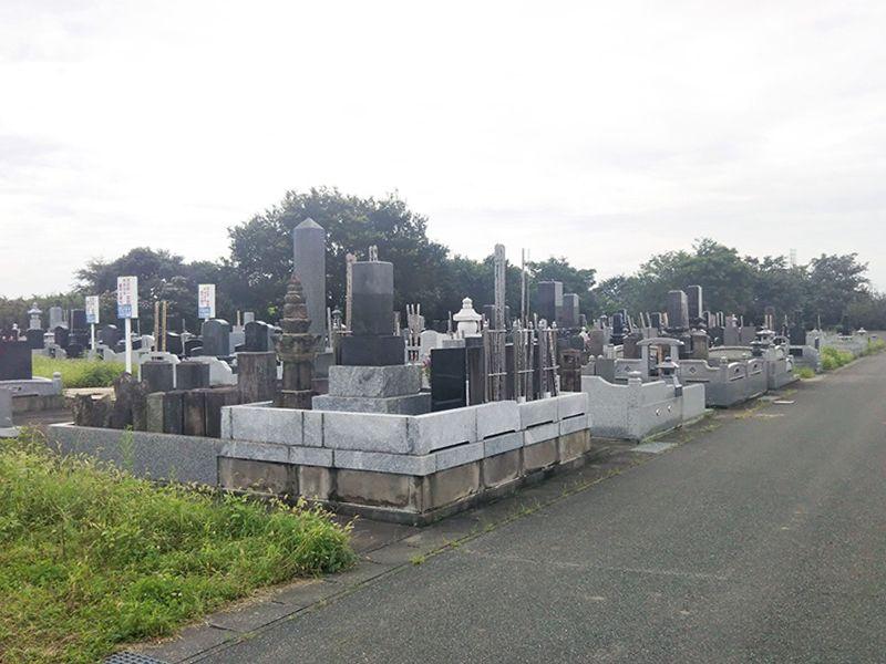 伊勢崎茂呂第一霊園
