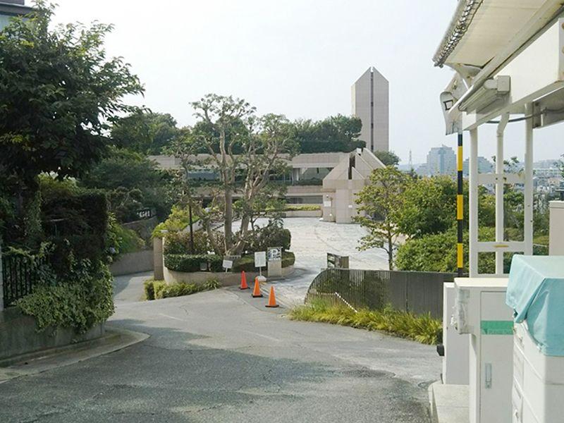 横浜市営久保山霊堂