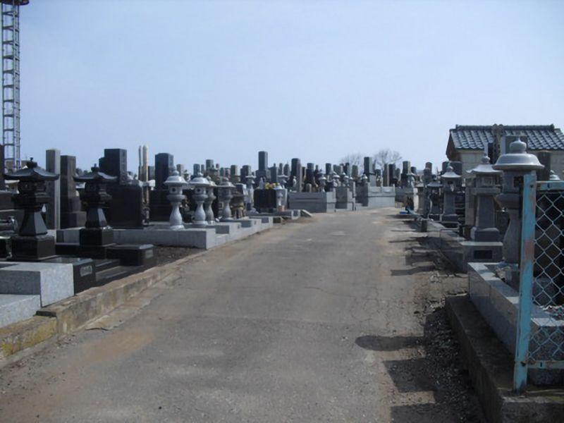 ひたちなか市営 磯崎墓地