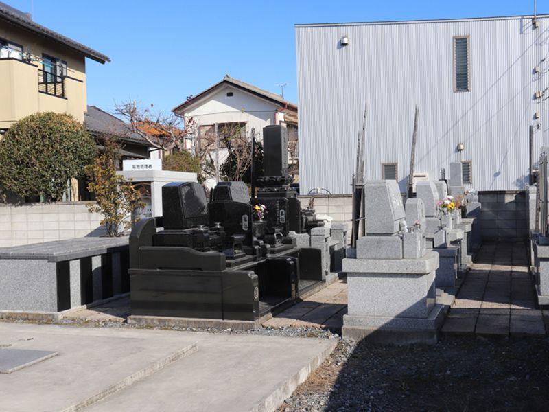 前橋東共同墓地 樹木葬