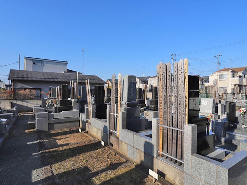 龍山院墓苑