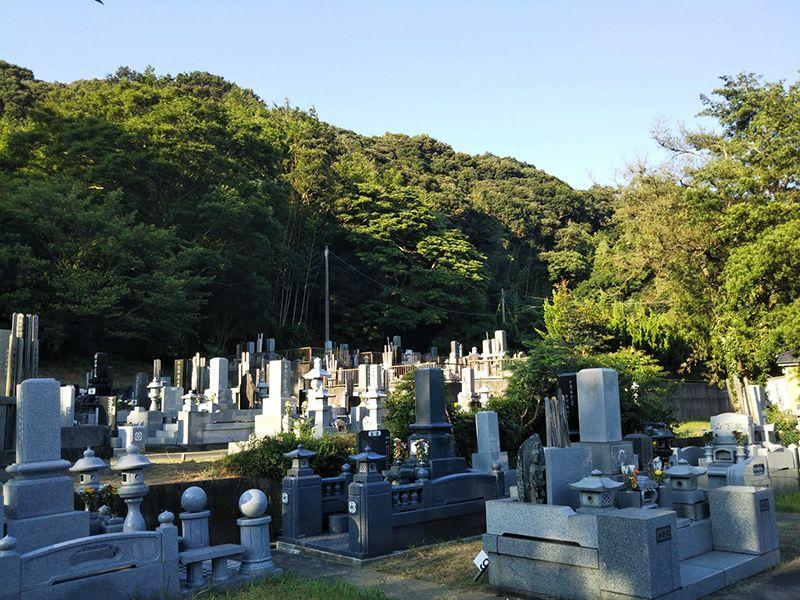 下飯田第二墓地
