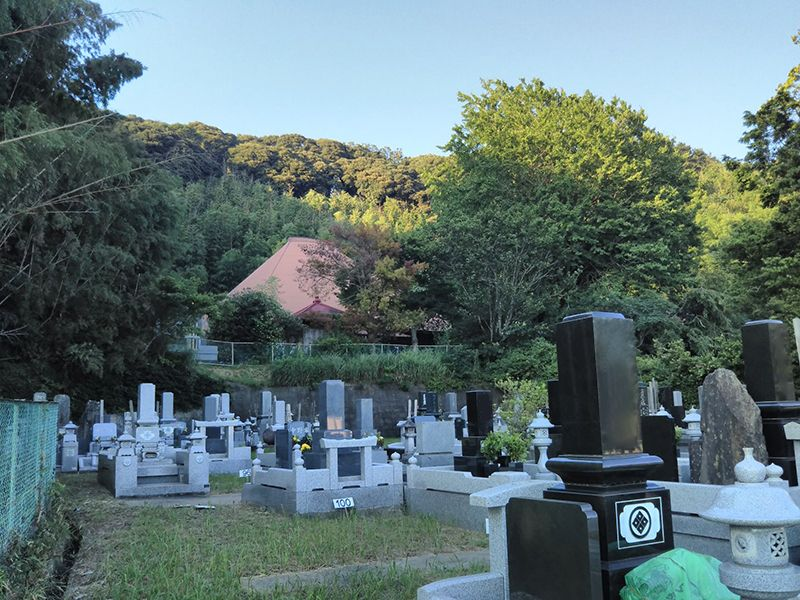 下飯田第一墓地