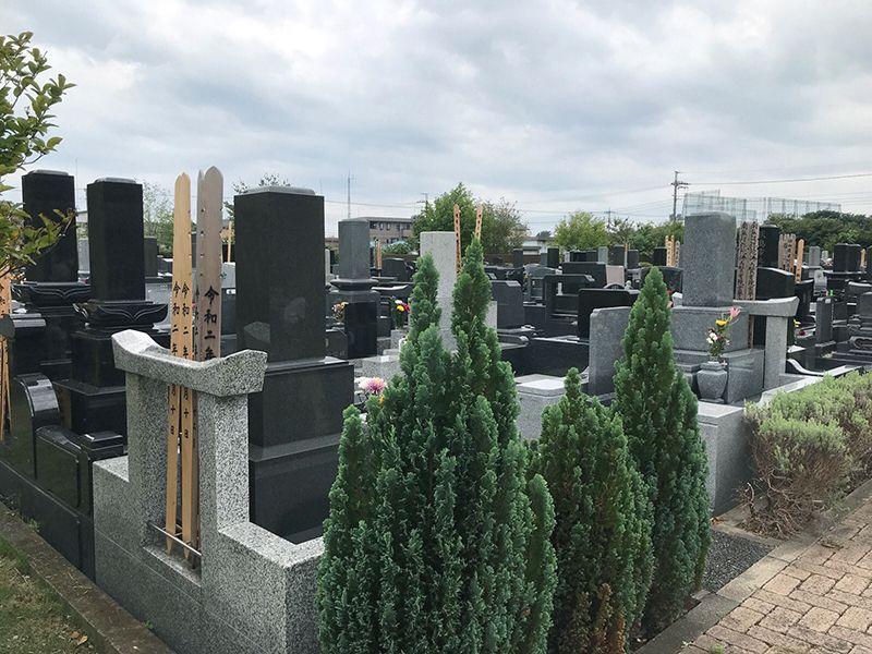 松戸聖地霊園