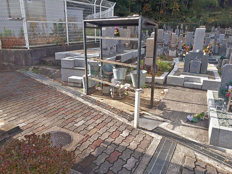 富田林市立 西山墓地