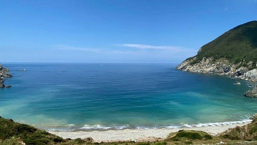 奈留島の風景